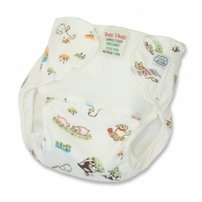 Diaper Cover, Organic Cotton SIZE: MEDIUM