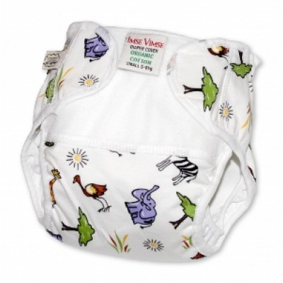 Diaper Cover, Organic Cotton SIZE: SMALL