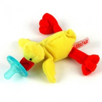 WubbaNub Yellow Duck