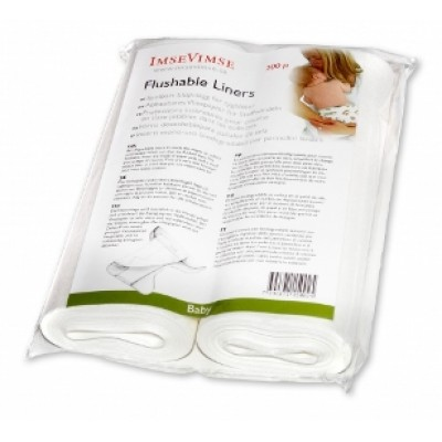 Flushable Diaper Liners, Baby