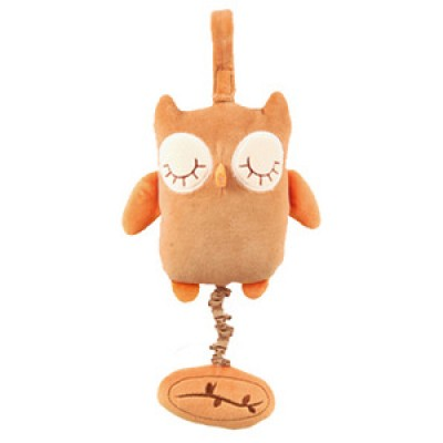 Musical Pull Toy, Owl