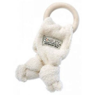 Ringley Teether Toy, Knotted