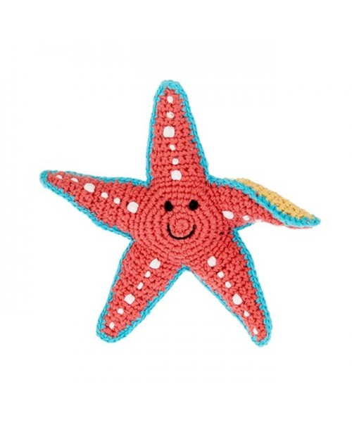 Starfish Rattle