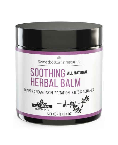 Soothing Herbal Balm - 4 oz