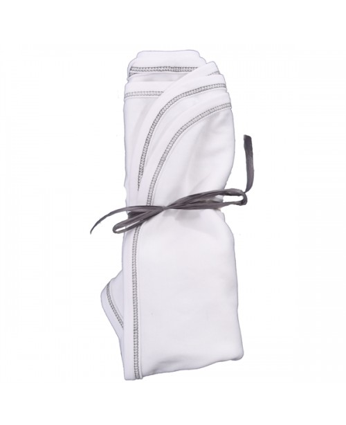 Swaddle Blanket - Organic Grey