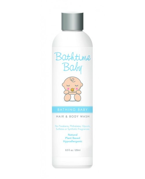 Bathtime Baby - Bathing Baby Hair & Body Wash