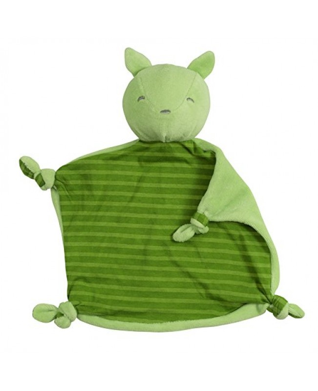 Blankie Friend, Green Fox