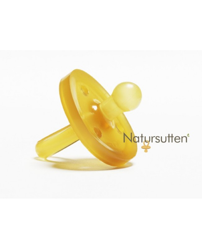 Natursutten Pacifier, Rounded Tip