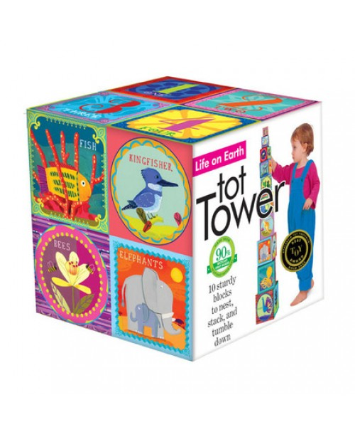Tot Tower, Life on Earth