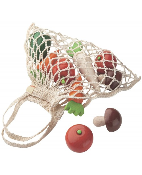 Vegetables & Shopping Net by HABA