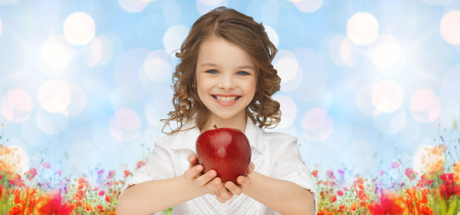 Healthy Children - The Healthy Future of Mankind